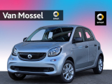 Smart forfour 1.0 Business Solution / Bluetooth / Climate Control