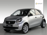 Smart forfour 1.0 Business Solution Line: Pure Plus