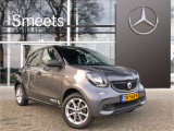Smart Forfour 1.0 AUT., COOL&AUDIO, DONKERGETINT GLAS
