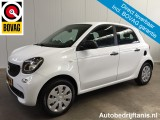 Smart Forfour 1.0 Essential Edition AIRCO/ECC-AUDIO/CD-ELECTR. PAKKET-CRUISE CONTROL