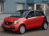 Smart Forfour 1.0 Pure