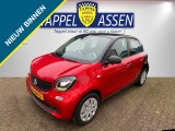 Smart Forfour 1.0 Pure Cool & Audio Zuinige stadsauto!!