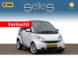 Smart Fortwo coupé 1.0 mhd Passion | Panoramadak | Automaat