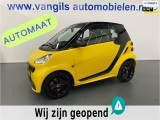 Smart Fortwo coupé 1.0 mhd Passion | AUTOMAAT | LED | START/STOP | PANORAMA DAK | 1e EIGENAAR
