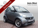Smart fortwo Cabriolet MATT GREY