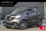 Smart fortwo cabrio Fortwo Line BRABUS 66kw Turbo Automaat JBL SoundSysteem
