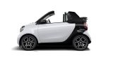 Smart fortwo cabrio 66kW Automaat / Pure PLUS