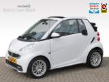 Smart fortwo cabrio ELECTRIC DRIVE Aut. Leer Navi Stoelverwarming