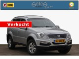 SsangYong Rexton RX 200 CRYSTAL HIGH ROOF