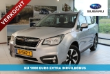 Subaru Forester 2.0i 150pk AWD Lineartronic CVT Intro
