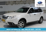 Subaru Forester 2.0i 150pk AWD Intro