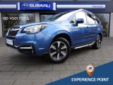 Subaru Forester 2.0i 150pk AWD CVT EyeSight Premium Trekhaak, Navi Leer