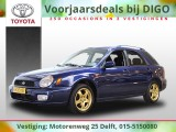 Subaru Impreza Plus 1.6 TS AWD AIRCO.DAKRAILS.MULTIMEDIA.