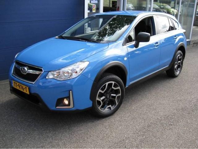 Subaru Xv 16i Awd Trend Clima Lm Velgen Bluetooth