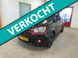 Suzuki Ignis 1.2 Select Black and Red Edition