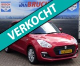 Suzuki Swift 1.2 Select 90pk Airco, CRUISE CONTROL, Apple Carplay Achteruitrij camera, 16 inc