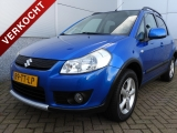 Suzuki SX4 1.6 4Grip Exclusive