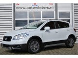 "Suzuki SX4 S-Cross 1.6 EXCLUSIVE ECC-Airco Cr.Control Bluetooth 17""LMV KeylessEntry 3jr.Garantie"