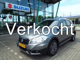 Suzuki SX4 S-Cross (AUTOMAAT) 1.6 Exclusive | AppeCarplay | Cruise control | Stoelverwarming | Unie