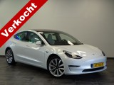 "Tesla Model 3 Long Range EX BTW Wit Wit 19""LM% Bijtelling"