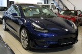 Tesla Model 3 Performance (360kW / 489pk) AWD Dual LR ** LED, 20-inch LMV, 360 Camera, EXCL. B