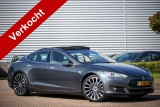 Tesla Model S 85 (excl BTW) (incl Btw  ac 67500) , Panoramadak