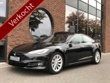 Tesla Model S 75D Base AP2, Luchtvering, (94.900 incl btw) Panorama, 4WD, Snellaadfunctie!