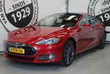 Tesla Model S 85 Performance PANORMADAK XENON LEDER LUCHTVERING *EX BTW* PERFORMANCE 422PK