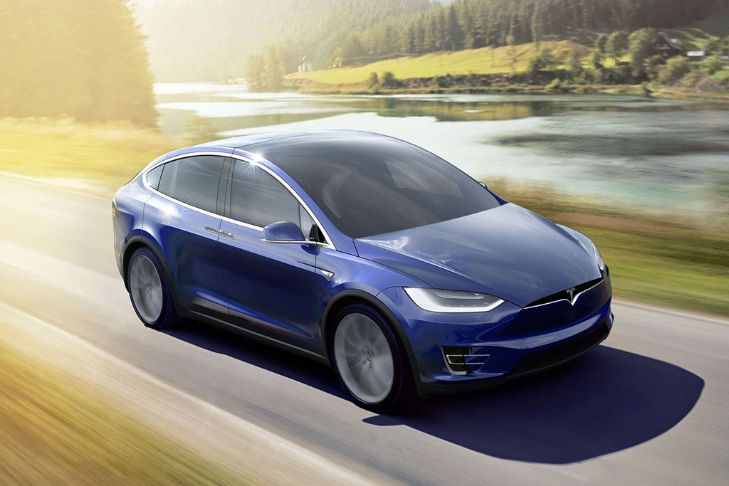 Tesla Model X 100kWh ev long range 310kW awd aut