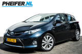 Toyota Auris 1.8 Hybrid Lease+ 5drs./ Panoramadak/ Xenon led/ Stoelverwarming/ Full map navig