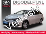Toyota Auris Touring Sports 1.8 HYBRID SILVERLINE NAVI.PRIVACY.CLIMA.CRUISE.CAMERA .2 JAAR GA