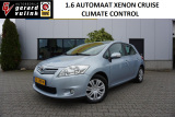 Toyota Auris 1.6 AUTOMAAT XENON CRUISE CLIMATE CONTROL