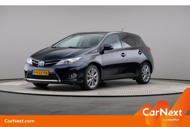 Toyota Auris 1 8 Hybrid Lease Automaat Navigatie Panormadak