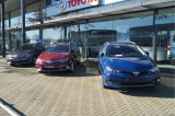 Toyota Auris Touring Sports 1.8 Hybrid Dynamic Ultimate l Diverse voorraad  l Navigatie | Sto
