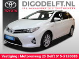 Toyota Auris Touring Sports 1.8 Hybrid Lease Panorama.1e Eigenaar.Navigatie.Camera.