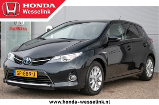 Auris 1.8 Hybrid Lease Automaat - All-in rijklaarprijs| navi | trekhaak |