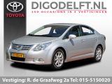 Toyota Avensis 2.0 VVTi Executive Business Automaat | Leder | Full-map Navigatie | Camera | Blu