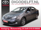 Toyota Avensis 1.8 VVTi Dynamic Business Navi.Clima.Cruise.100% OH