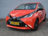 Toyota Aygo 1.0 VVT-i Xcite Pop orange 5drs