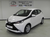 Toyota Aygo 1.0 5d X-Play airco, parkeercamera, bluetooth. NIEUW 2016