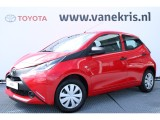 Toyota Aygo 1.0 VVT-i x-now Airco, direct leverbaar