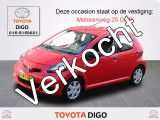 Toyota Aygo 1.0-12V ACCESS Airco | 5-Deurs | Color Pack