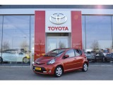 Toyota Aygo 1.0 VVT-I 68pk Dynamic Orange Automaat | Cruise control | Airconditioning | Nieu