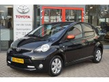 Toyota Aygo 1.0 VVT-i Dynamic Orange 5drs
