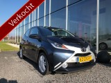 Toyota Aygo 1.0 VVT-i x-play Silver Line NL auto Geen import