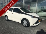 Toyota Aygo 1.0 VVT-i x-now NL auto (geen import!)