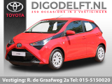 Toyota Aygo 1.0 VVT-i x-play | Airco | CarPlay | Camera | Bluetooth *NIEUW 2018*
