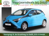 Toyota Aygo 1.0 VVT-I X-PLAY + Canvas Dak | Airco | Camera | Bluetooth | Elektrische ramen *