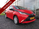 Toyota Aygo 1.0 VVT-i x-fun Bluetooth