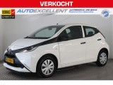 Toyota Aygo 1.0 VVT-i x-now Airco, Electrische ramen, Centrale vergrendeling